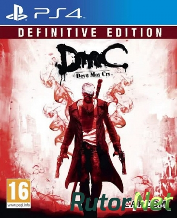 DmC Devil May Cry: Definitive Edition [Playable] [Scene] (PS4)