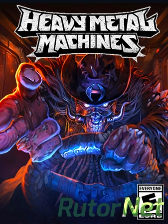Heavy Metal Machines [1.03.831] (2017) PC | Online-only
