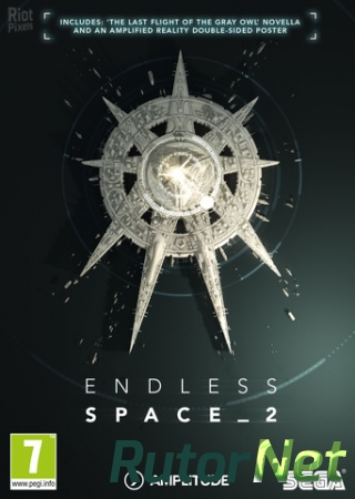 Endless Space 2: Digital Deluxe Edition [v 1.3.27.S5 + DLCs] (2017) PC | RePack от R.G. Механики