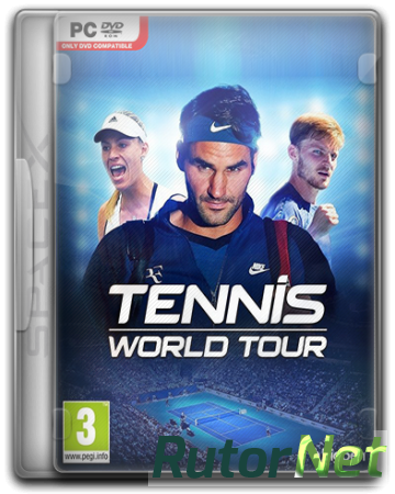 Tennis World Tour (2018) PC | Лицензия