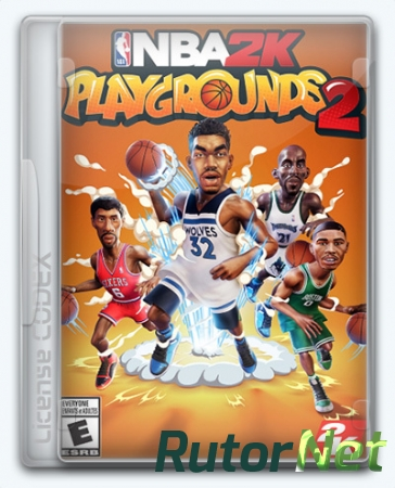NBA 2K Playgrounds 2 (2018) PC | Лицензия