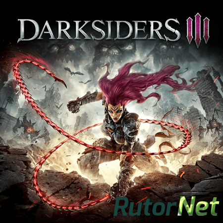 Darksiders III: Deluxe Edition [v 1.2] (2018) PC | Repack от xatab