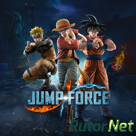 Jump Force - Ultimate Edition (2019) PC | RePack от xatab