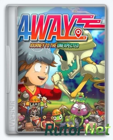 Away: Journey to the Unexpected [v 1.6] (2019) PC | RePack от R.G. Catalyst
