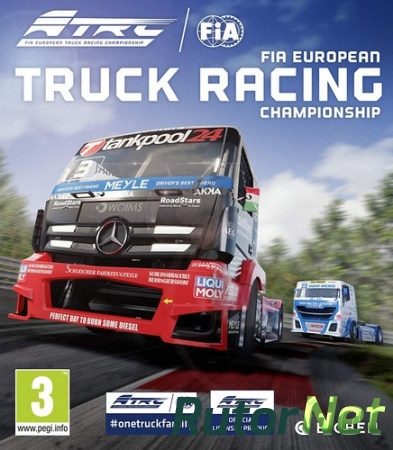FIA European Truck Racing Championship (2019) PC | Лицензия