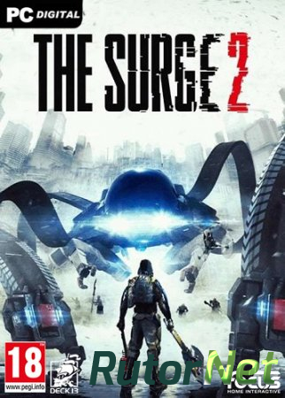 The Surge 2 [v 1.08 + DLCs] (2019) PC | Лицензия
