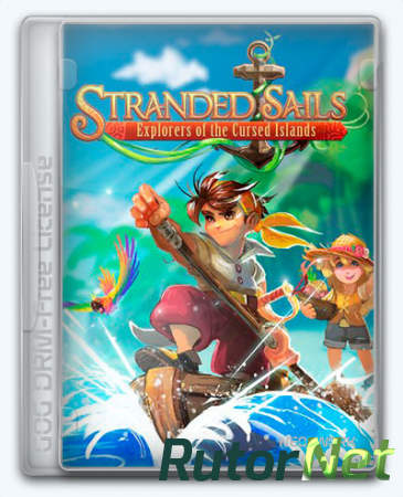 Stranded Sails Explorers of the Cursed Islands (2019) PC | Лицензия