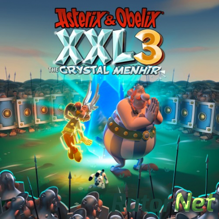 Asterix & Obelix XXL 3: The Crystal Menhir [v 1.59 + DLCs] (2019) PC | Repack от xatab