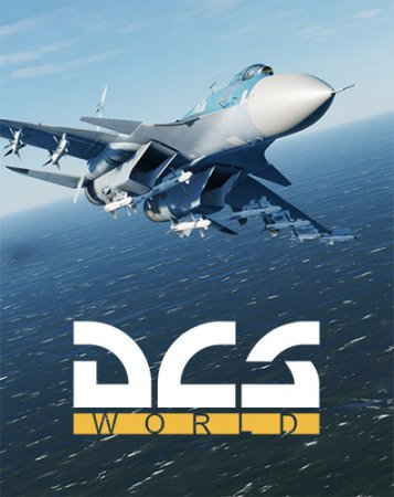 DCS World [v 2.5.5.41371 Stable + DLCs + Bonus] (2018) PC | RePack от FitGirl