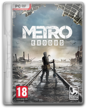 Metro: Exodus - Gold Edition [v 1.0.0.7 + DLCs] (2019) PC