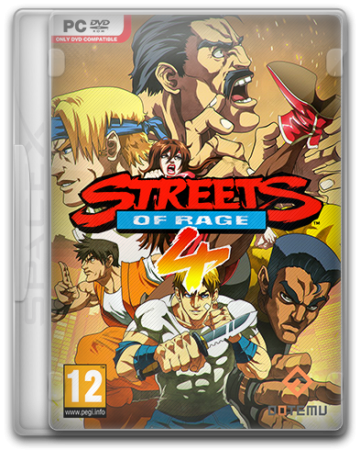Streets of Rage 4 [Update 2] (2020) PC | RePack от SpaceX
