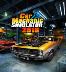 Car Mechanic Simulator 2018 (2017) xatab