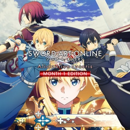 Sword Art Online: Alicization Lycoris (2020) PC | Repack от xatab