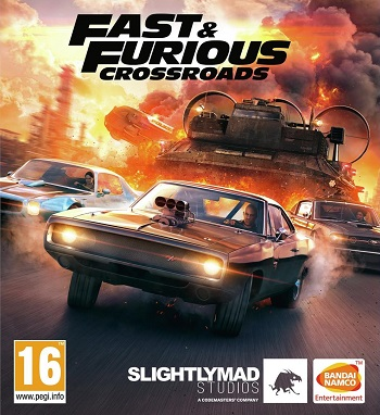 Fast & Furious Crossroads (2020) PC | Лицензия