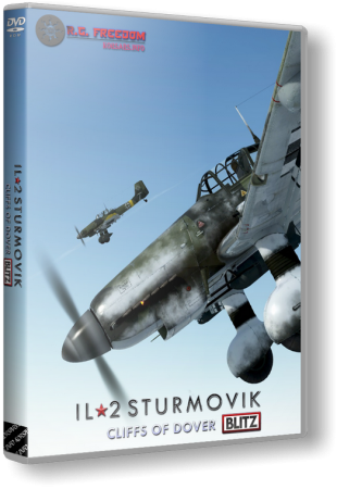 IL-2 Sturmovik: Cliffs of Dover - Blitz Edition [v 5.000 + DLC] (2017) PC | RePack от R.G. Freedom