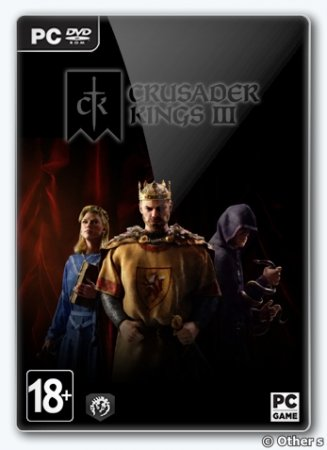 Crusader Kings III (2020) [Ru/Multi]