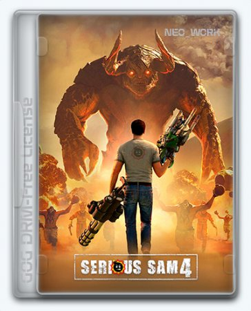 Serious Sam 4 (2020) [Ru/Multi]