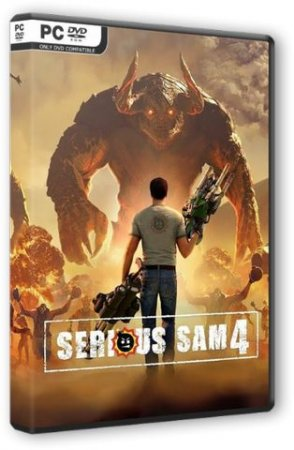 Serious Sam 4: Deluxe Edition v 1.02 + DLC