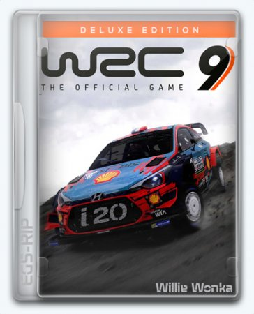 WRC 9 FIA World Rally Championship (2020) [Ru/Multi] [Deluxe Edition]