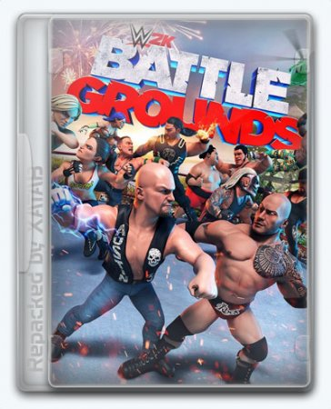 WWE 2K Battlegrounds (2020) [RUSSIAN] xatab