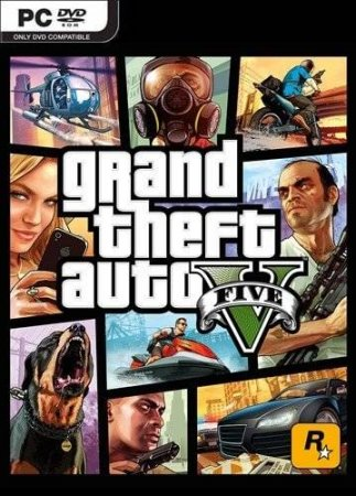 Grand Theft Auto 5 Online (v2060.1/1.52) RePack от Canek77 На Русском
