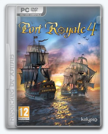 Port Royale 4 (2020) [Ru] [Extended Edition]