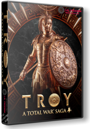 Total War Saga: TROY [v 1.2.0 build 9687.2088628 + DLC]