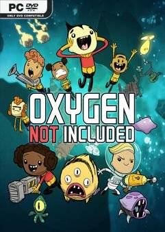Oxygen Not Included (v444834) Русская Лицензия