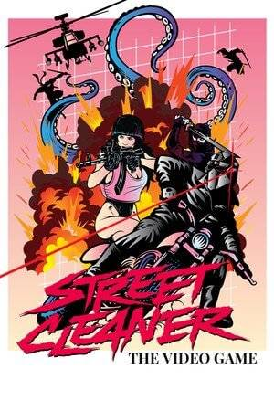 Street Cleaner: The Video Game (2021) На Английском