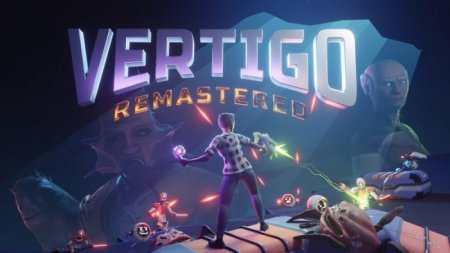 Vertigo Remastered (VR)