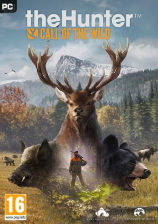 TheHunter: Call of the Wild [v 1959233 + DLCs] (2017) PC | Steam-Rip от =nemos=