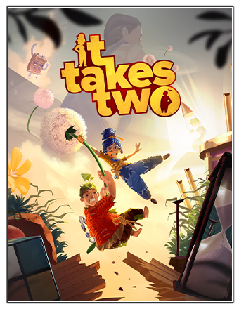It Takes Two (2021) PC | RePack от Chovka