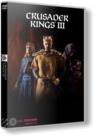 Crusader Kings III [v 1.3.0 + DLCs] (2020) PC | RePack от R.G. Freedom