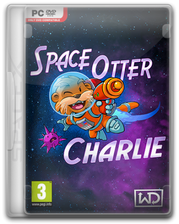 Space Otter Charlie (2021) PC | RePack от SpaceX