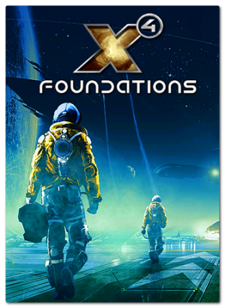 X4: Foundations - Collector's Edition [v 4.00 HF 2 + DLCs] (2018) PC | Лицензия