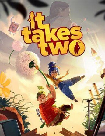 It Takes Two (2021) RePack от FitGirl На Русском + Online Co-op