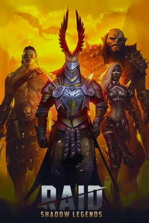 RAID: Shadow Legends [236#4.10.0] (2019) PC | Online-only